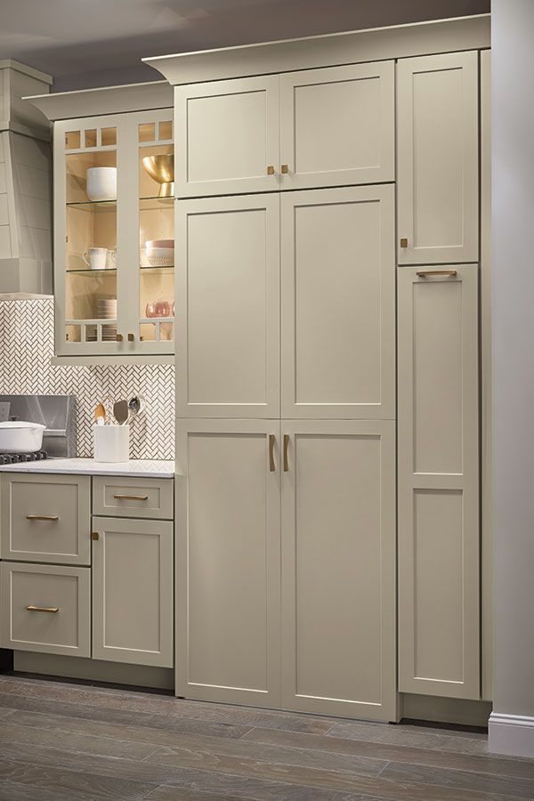 Pantry Walk Through Cabinet Diamond Cabinetry In 2020 Pantry Design Kitchen Pantry Cabinets Kitchen Pantry Design