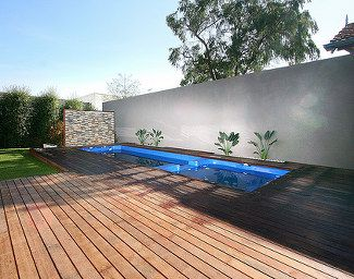 The choice - and costs - of having a lap pool... http://gailcorcoran.realtor