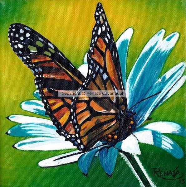 Sweet Nectar by Renata Cavanaugh on ARTwanted