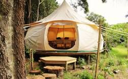 Fossil Bay Lodge - Backpackers Glamping and Cottages Waiheke Island