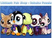 Littlest Pet Shop Puzzle | Juegos Littlest Pet Shop - jugar online mascotas