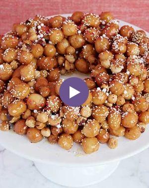 How to Make Italian Christmas Struffoli