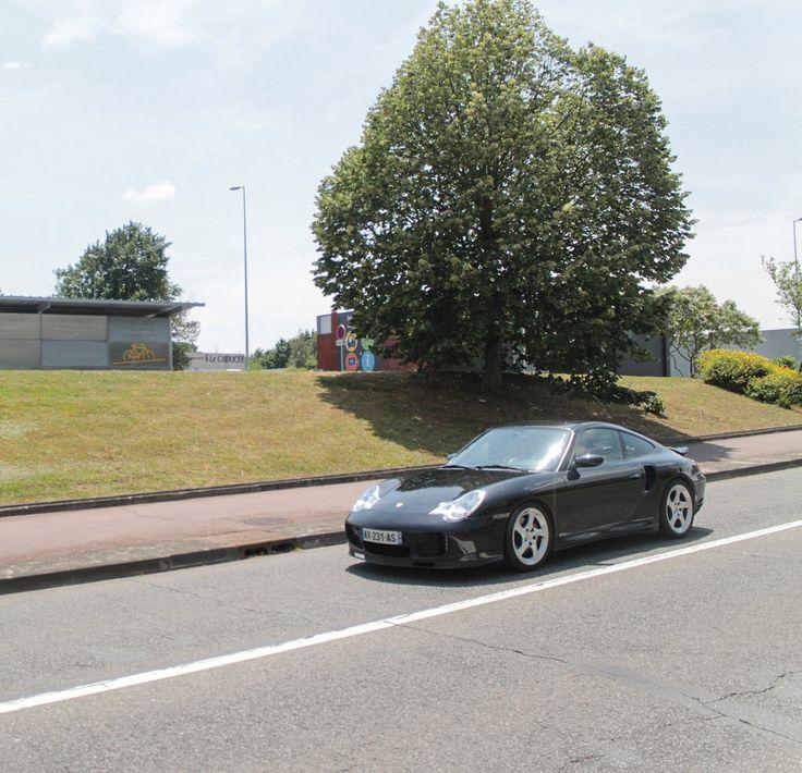 https://flic.kr/p/uwMwWN   Porsche 996 Turbo   Porsche 966 Turbo hier à Labège
