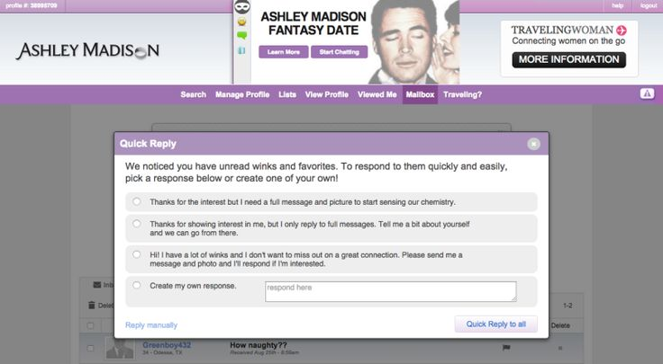 Almost None of the Women in the Ashley Madison Database Ever Used the Site [Updated]