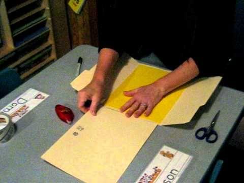 How to make Lapbooks :)