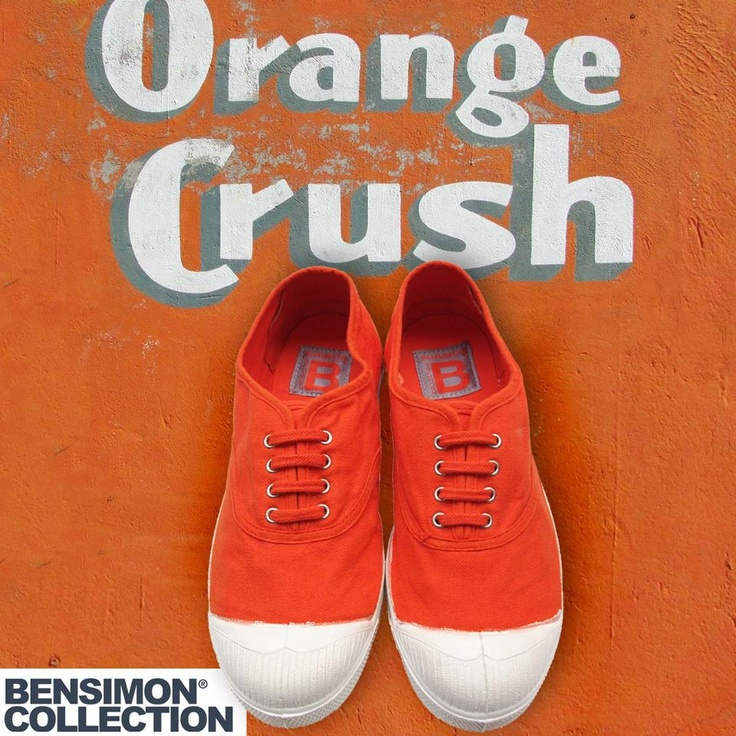 Feels like Orange today! Bensimon Greece
