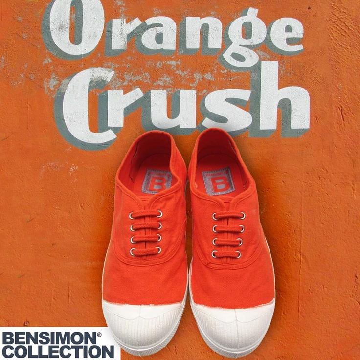 Feels like Orange today! Bensimon Greece