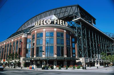 Safeco Field, Seattle, Washington - Home of the Seattle Mariners