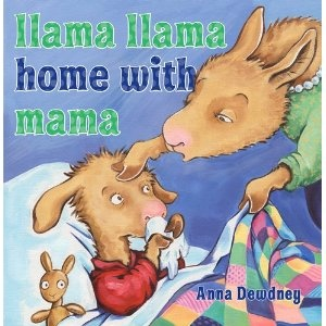 llama llama books are great! I love the stories, told in rhyme and llama llama has some of the cutest facial expressions!! Recommended for ages 3 and up.