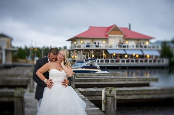 Dock of the Bay - Gravenhurst Wedding Venue