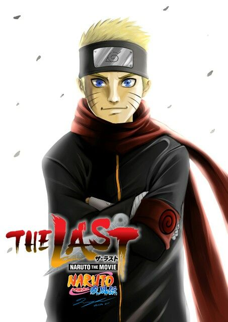 The last : naruto the movie.
