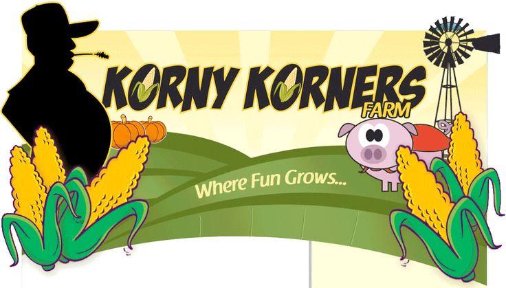 Korny Korners in Sarnia Ontario - pumpkin picking Sept/Oct