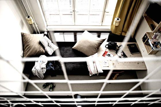 Övernattning på Michelberger Hotell Berlin