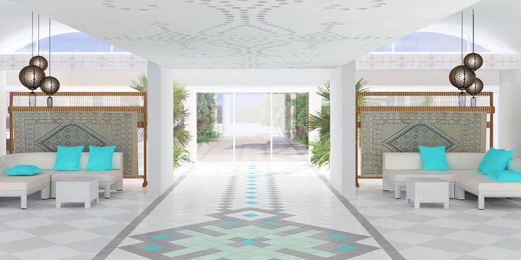 Hôtel Djerba la douce, Tunisie. Club Med. Sophie Jacqmin