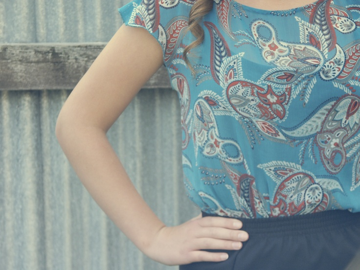 <3 pattered tops
