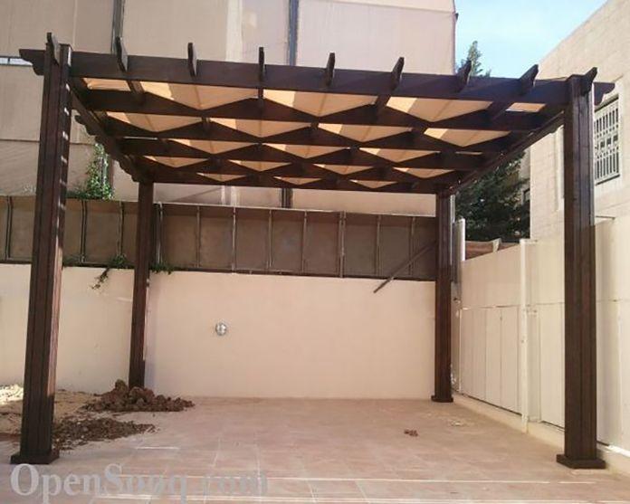 نستعرض لكم بعض المظلات الخشبية التي تقوم مؤسستنا في عملها مظلات خشبية جدة السعودية 0553855100 0556690292 Outdoor Structures Patio Pergola