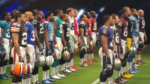 Nike NFL Uniform Launch