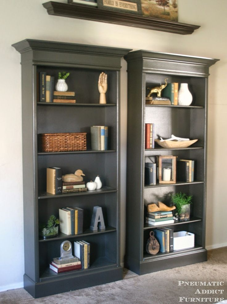 to upgrade bookshelves home inspiration pinterest bookshelves