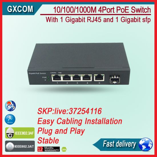 Buy 5-Port Gigabit Switch with 4-Port PoE.. #huawei #wireless #wifi #lte #adafter #snapdragon bluetooth
