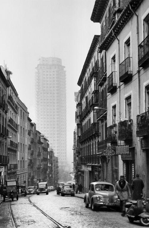 Calle Leganitos, 1960
