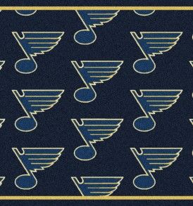 St. Louis Blues Area Rug