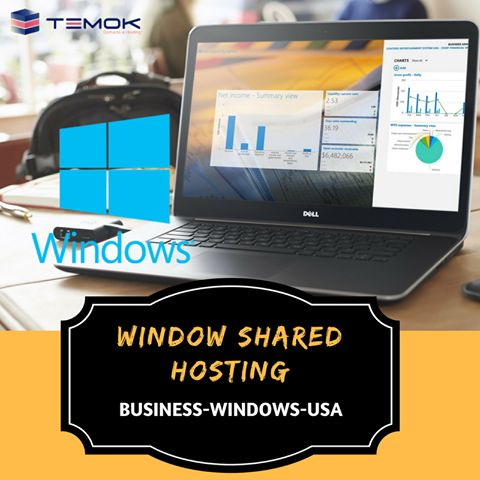 Windows Shared Hosting! #BusinessWindows USA; free setup, Raid protected storage, unlimited bandwidth, unlimited domain plus subdomains, parked domain …. Order now:  https://www.temok.com/window-shared-hosting