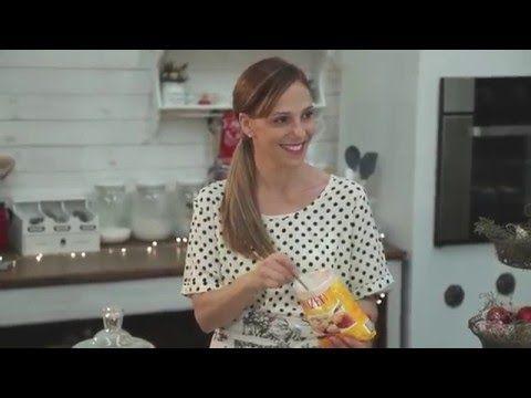 Brownies Rubios de Maizena - YouTube