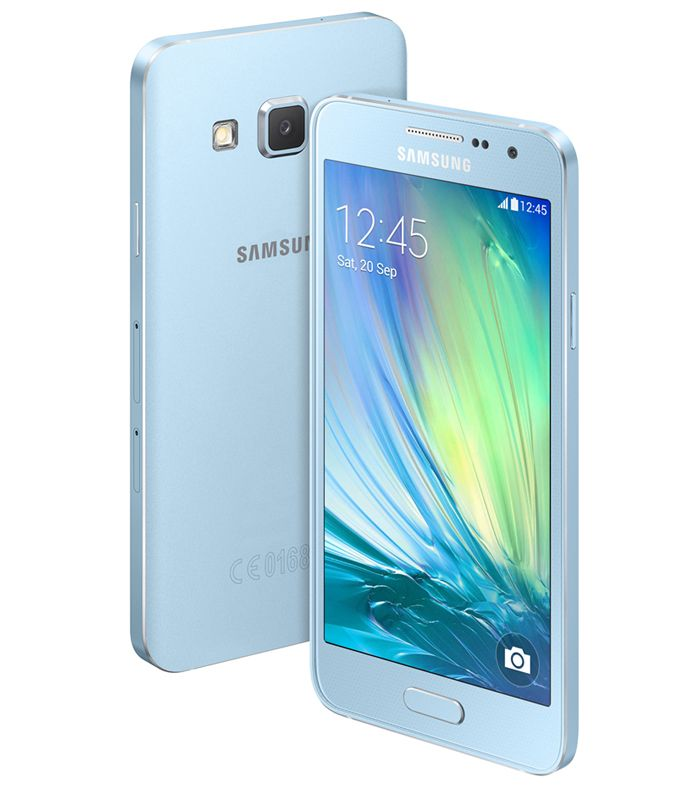 Features 3G, 4.5″ Super AMOLED capacitive touchscreen, 8 MP camera. http://www.ispyprice.com/mobiles/3872-samsung-galaxy-a3-price-list-india/