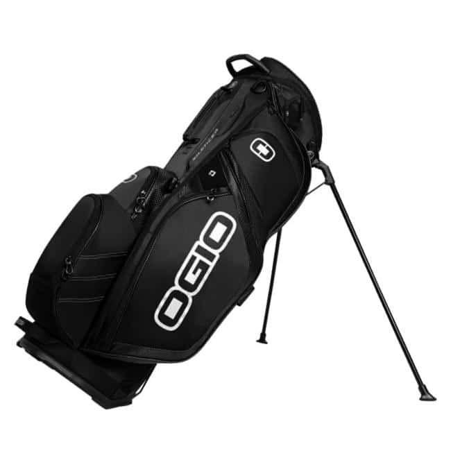 Alerte sur Bons Plans golf - Sac de golf trépied OGIO SILENCER Carbon  à 199€ au lieu de 299€ ! (Cliquez sur le lien pour en savoir +) #Ogio #Golf #BonsPlansGolf