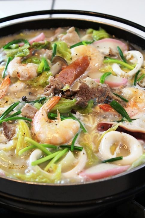 豆乳鍋のおすすめレシピ6選!とろとろまろやかを楽しもう♩ - macaroni 豆乳でちゃんぽん鍋