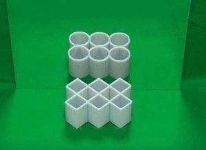 Η οπτική ψευδαίσθηση που γκρέμισε το διαδίκτυο: Τα ορθογώνια που μετατρέπονται σε κύκλους μπροστά σε ένα καθρέπτη