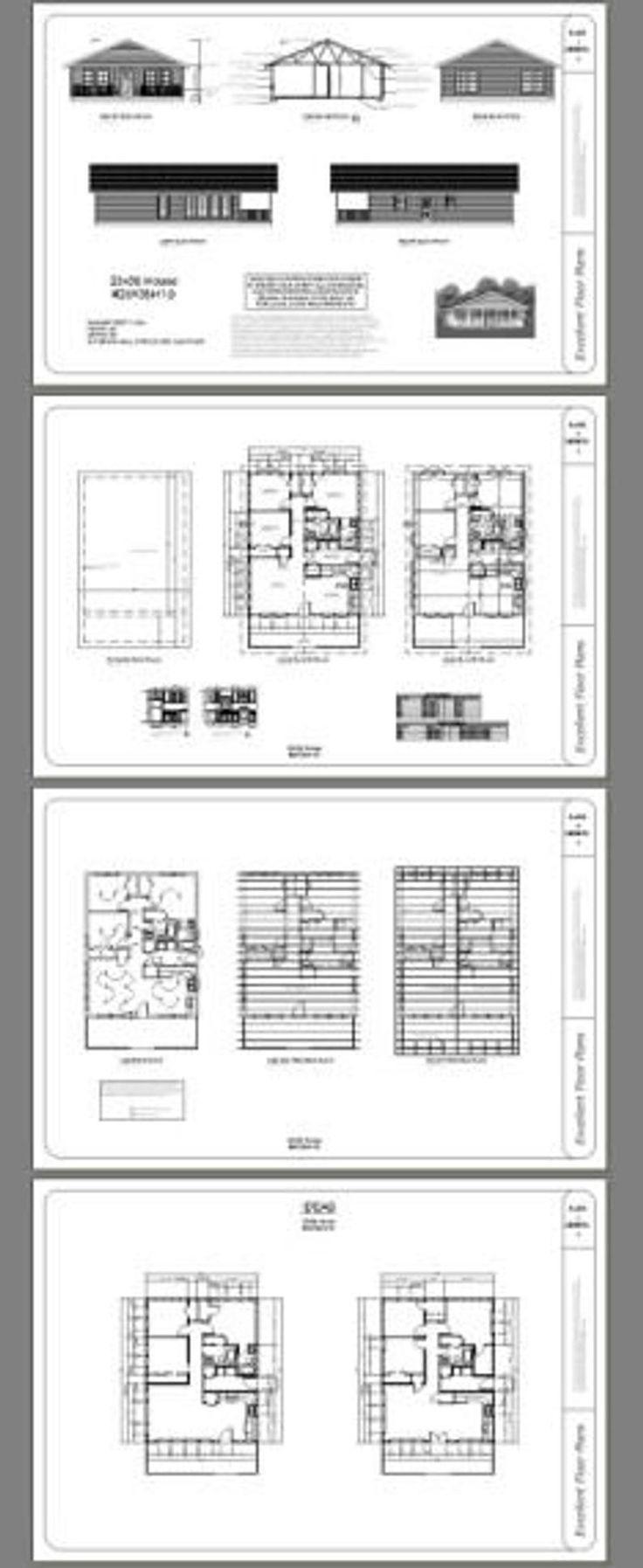 28x36 House 3Bedroom 2Bath 1,008 sq ft PDF