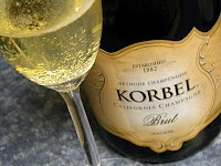 ***Tried it of course!  Nearly live off this stuff.  :-)   Korbel Brut = LOVE