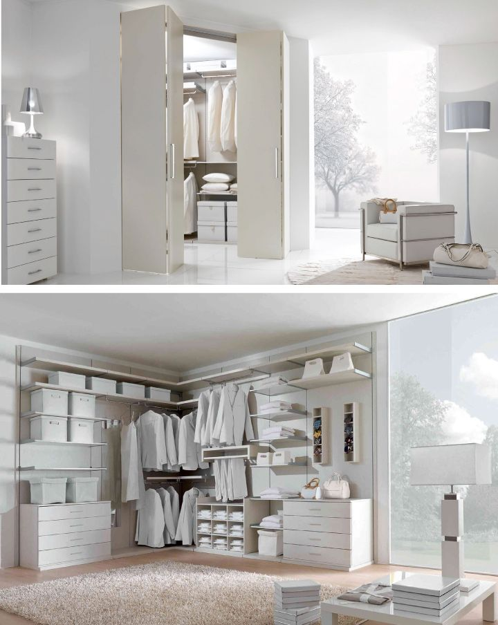 Cabina armadio: la soluzione perfetta per gestire abiti e accessori