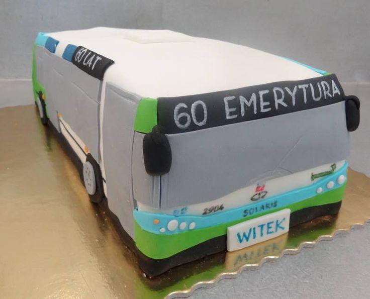 Tort 3D szczeciński autobus