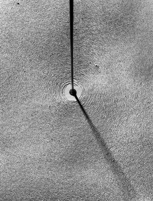 Berenice Abbott's Minimalist Black-and-White Science Imagery, 1958-1960 | Brain Pickings