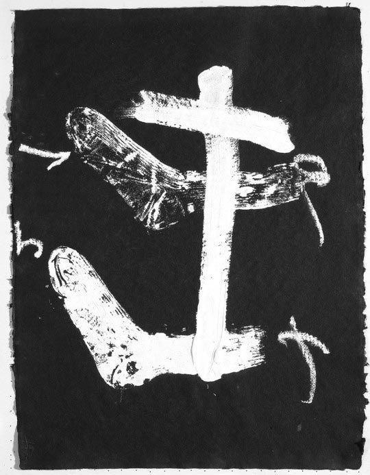 Les 25 meilleures id es de la cat gorie croix l 39 encre blanche sur pinterest tatouages de - Tatouage a l encre blanche ...