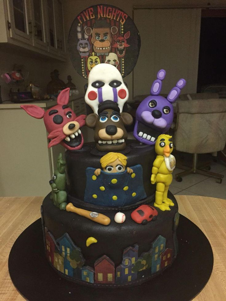 five nights at freddy's cake publix