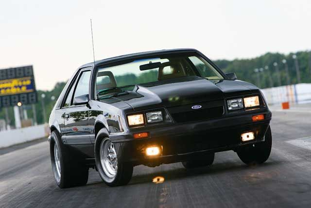1985 Ford Mustang Hatchback