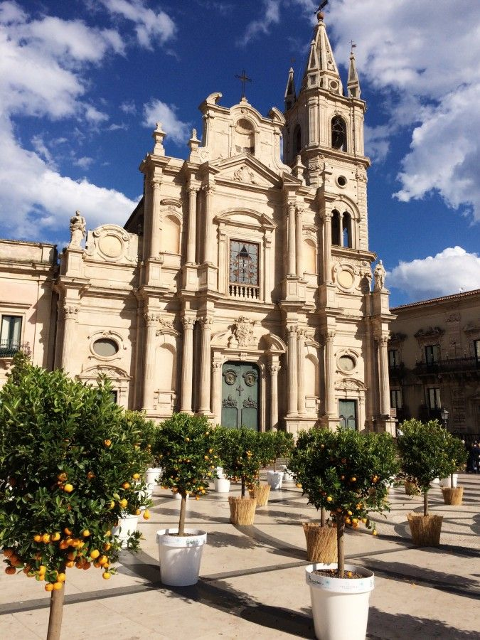 #Acireale #Sicily #Italy / #Италия #Сицилия