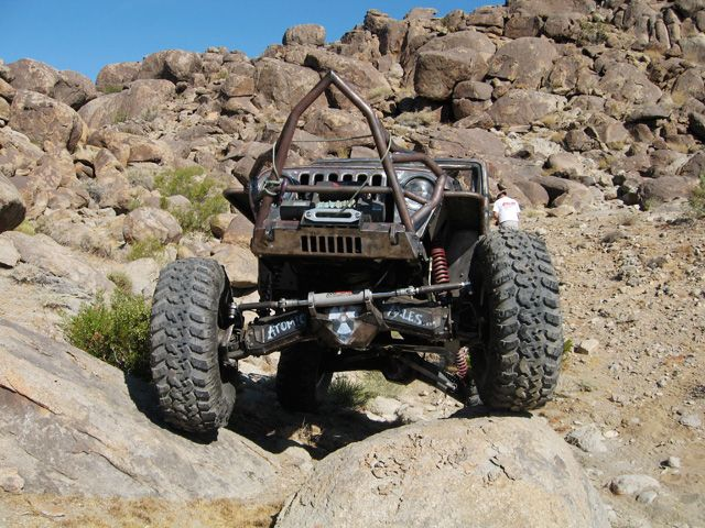 American Four Wheeler Jeep Parts & Accessories atomic axles
