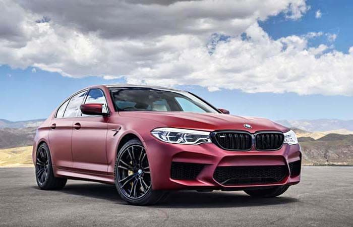 Most Appealing 2019 Bmw M5 With Two Engine Models Bmw Bmw M5