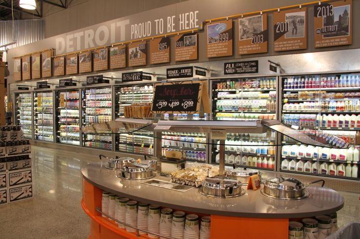 Supermarket Showdown   VMSD