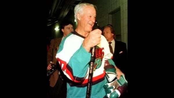 Hockey Great Gordie Howe Suffers Major Stroke - Red Wings
