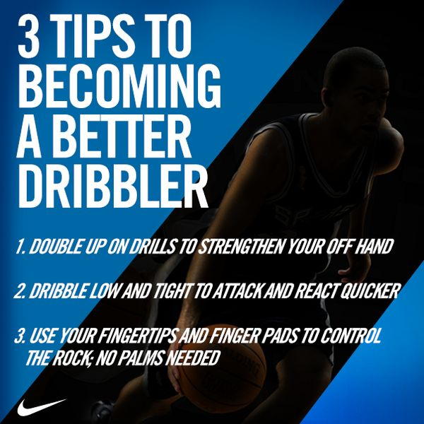Eliminate your weak Ball Handling skills! Basketball - Become a Better Dribbler - Hoops Coach