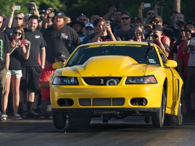 """Chris """"BoostedGT"""" from Street Outlaws Coming to 2015 NMRA All-Ford World Finals"""