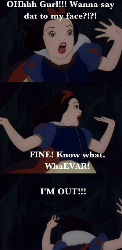 Sassy Snow White Jokes & Memes (LOL!)