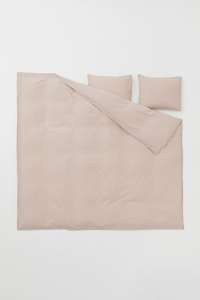 I M A New Homeowner And Think These H M Home Items Look Super Expensive Duvet Cover Sets Cotton Duvet Duvet Covers