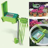 garden water timer irrigation kit manufacturer China #wateringtimer