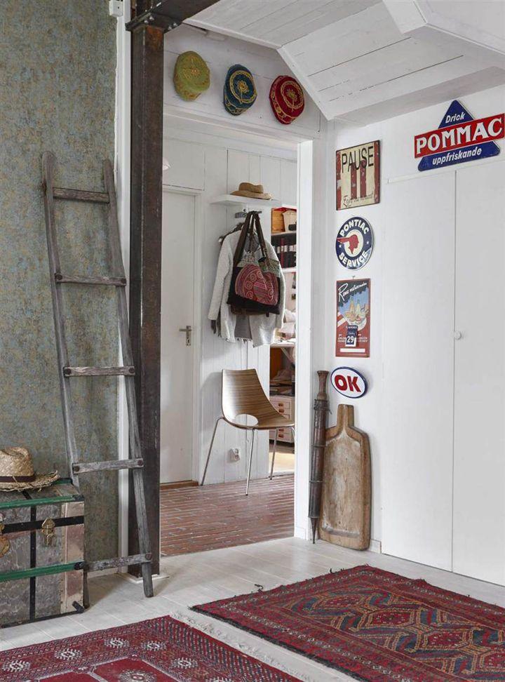 Alma boêmia no décor. Veja: http://www.casadevalentina.com.br/blog/detalhes/alma-boemia-3185  #decor #decoracao #interior #design #casa #home #house #idea #ideia #detalhes #details #style #estilo #casadevalentina